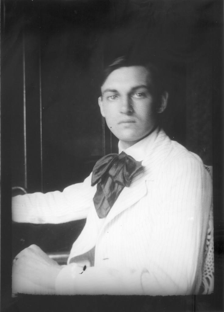 1910_Fotograf unbekannt_© Foto aus Familienbesitz_mit freundlicher Genehmigung von Michele Wegner