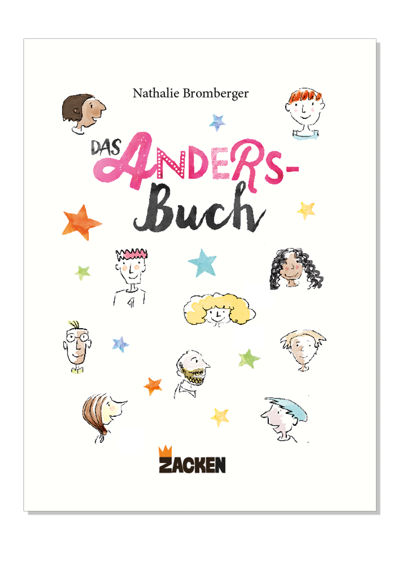 Cover-Das Anders-Buch-Vorderseite