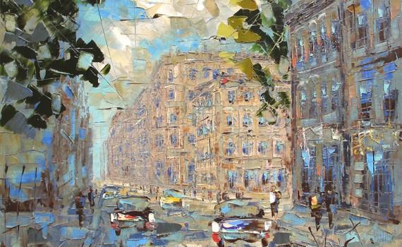 Dmitry Kustanovich