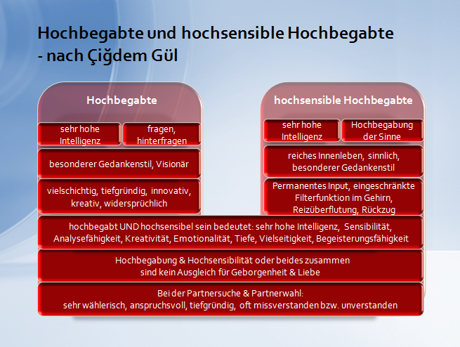 Hochbegabten-Modell nach Çiğdem Gül