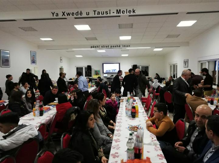 Ida Ezi_Society of Mala Ezdaî in Kalkar_Germany
