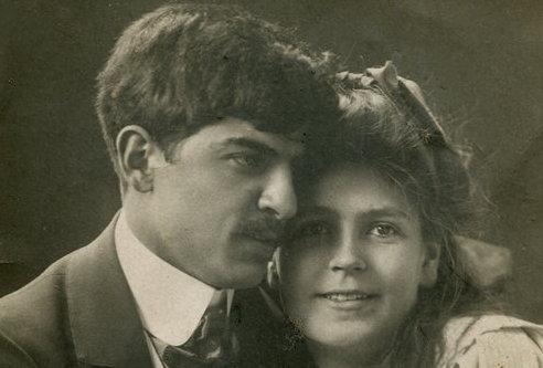 Rupen Çilingiryan Sevag & Helene Apell