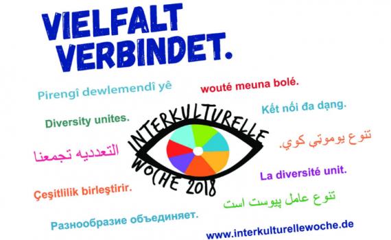 Vielfalt verbindet_ Interkulturelle Woche 2018